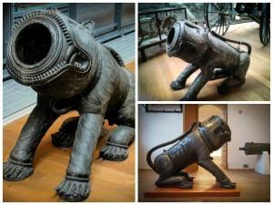 Tipu's Cannon Gun