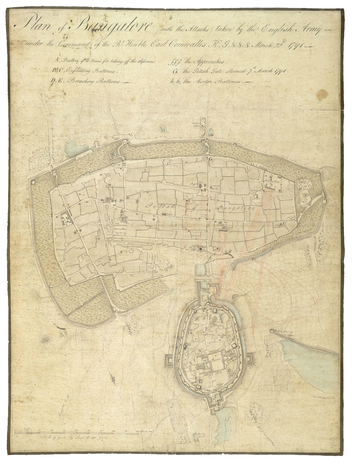 Pete Map 1791